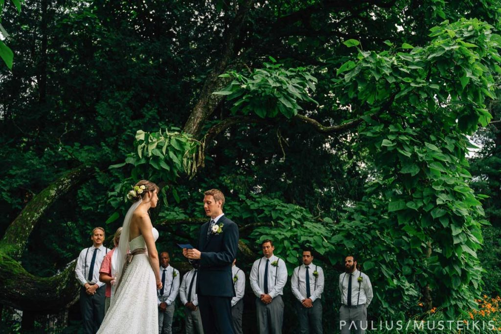 wedding ceremony photography in Hilltop, Spring Green, Wisconsin
